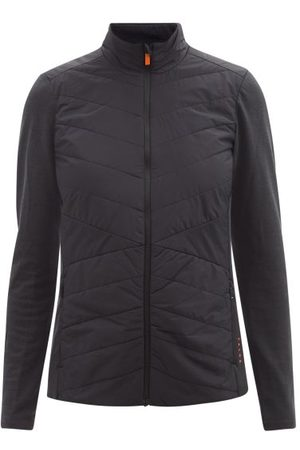 Falke Quilted Merino & Technical-shell Jacket - Womens