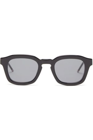 Thom Browne Four-bar Square Acetate Sunglasses - Mens