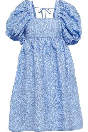 Cecilie Bahnsen Women Mini Dresses - Tilde faille minidress