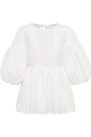 Cecilie Bahnsen Jerry cloqué blouse