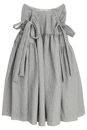 Cecilie Bahnsen Women Maxi Skirts - Justice Skirt
