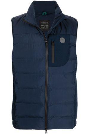 North Sails Men Gilets - Quilted gilet jacket