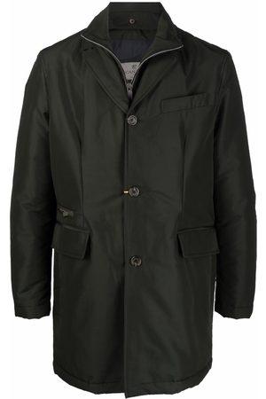 CANALI Men Long sleeves - Long-sleeve raincoat