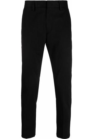 LOW BRAND Slim-fit chino trousers